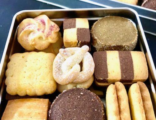 11月の予定&オンライン菓子セミナーのお知らせ